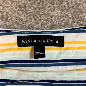 Kendall & Kylie Tops - Kendall and Kylie Crop Tank Top